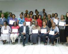 Entrega di sertifikado KDP 2012